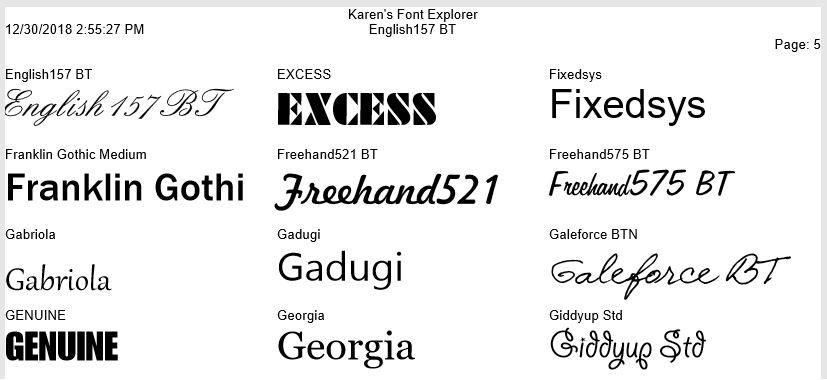 Font Explorer Updated · Replicator Performance Boosted